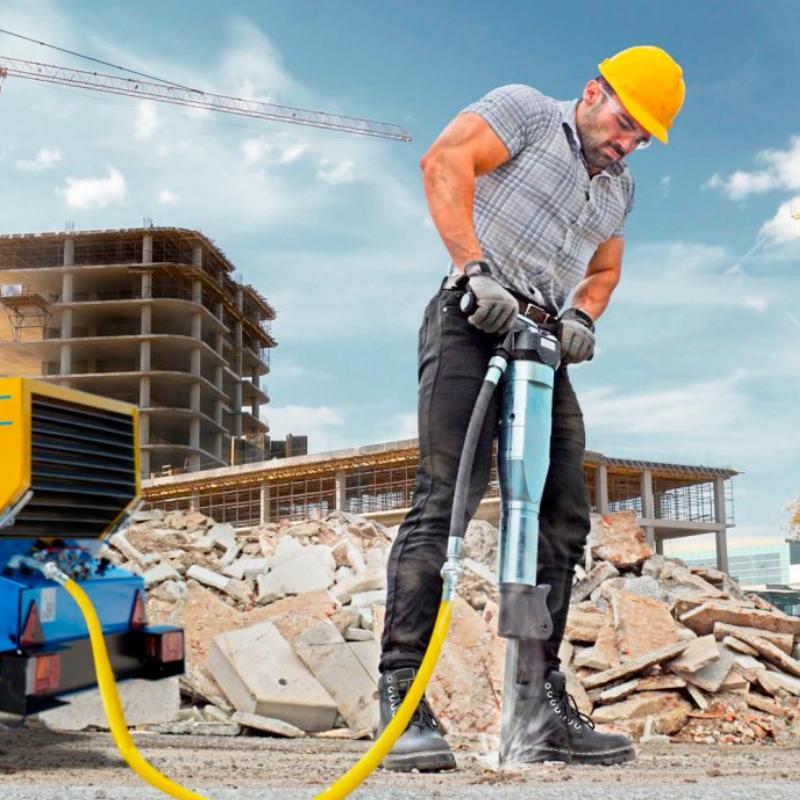 Ruben Maroc - Équipement de chantier et Travaux publics
